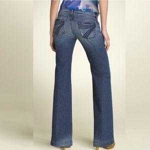 7FAM Dojo Lexie Petite Jeans Wide Leg